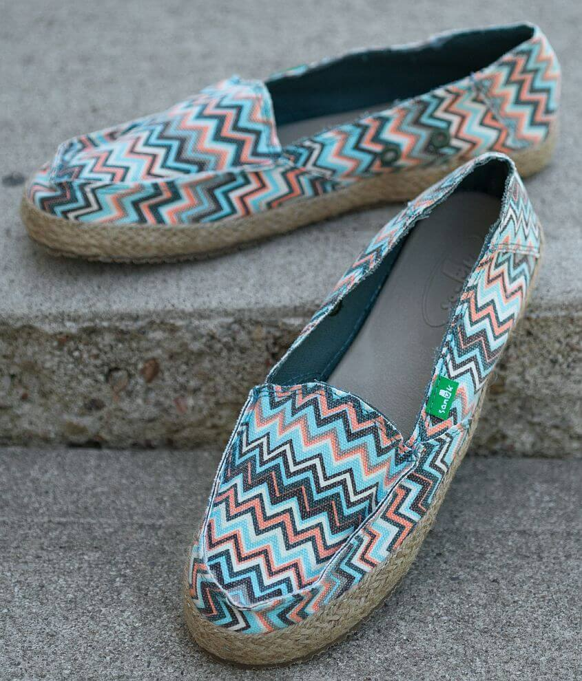 Sanuk Funky Fiona Shoe front view