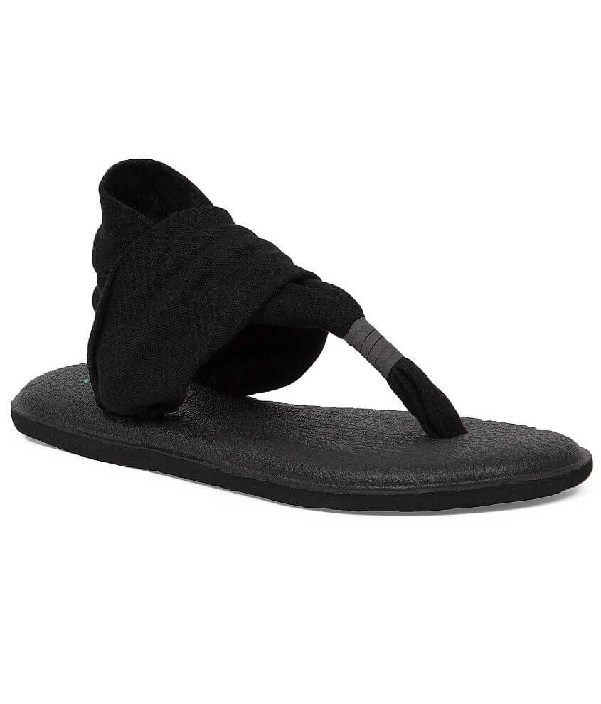 c20db748ef5 Sanuk Yoga Sling 2 Flip - Women s Shoes in Black