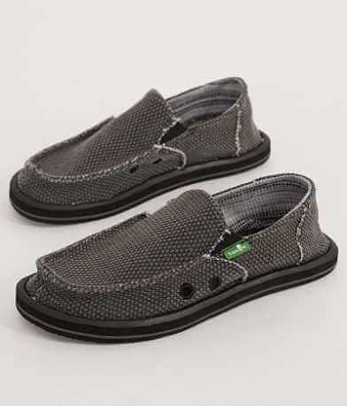 Boys - Sanuk Vagabond Surfer Shoe