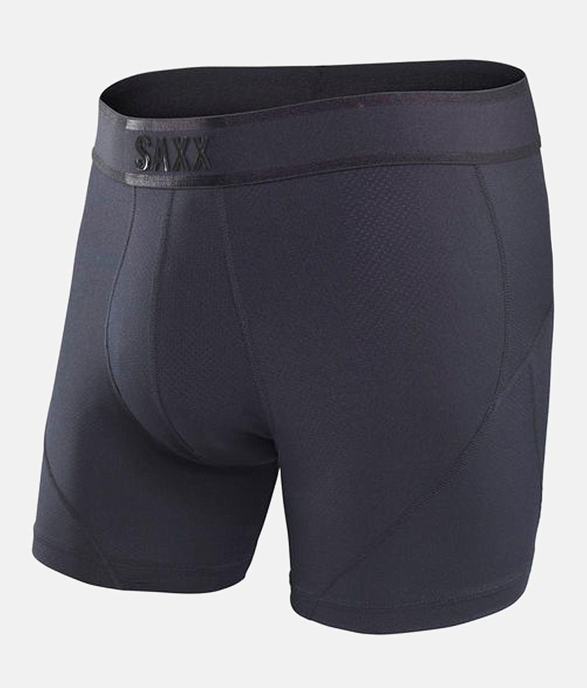 SAXX Kinetic Stretch Boxer Briefs front view