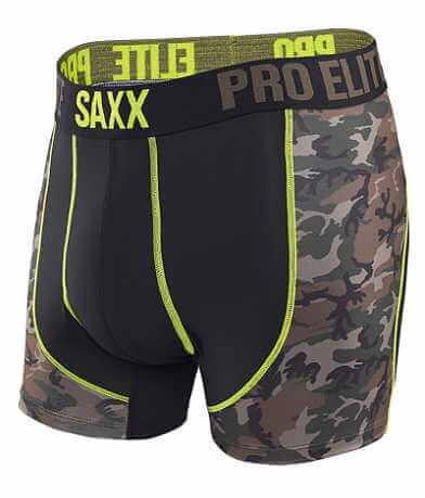 SAXX Pro Elite 2.0 Stretch Boxer Briefs