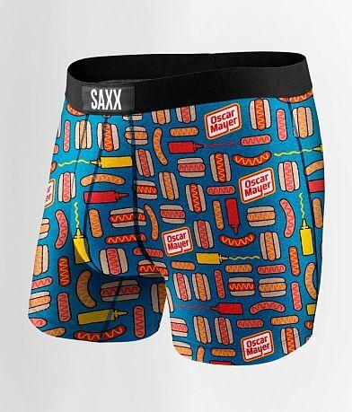SAXX Oscar Mayer™ Vibe Stretch Boxer Briefs