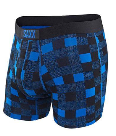 SAXX Vibe Stretch Boxer Briefs