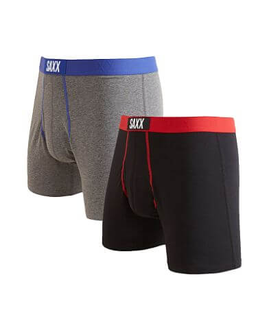 SAXX 24-Seven 2 Pack Stretch Boxer Briefs