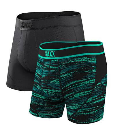 SAXX Kinetic 2 Pack Stretch Boxer Briefs