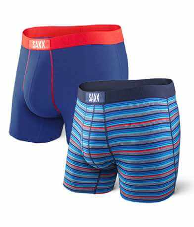 SAXX Ultra 2 Pack Stretch Boxer Briefs