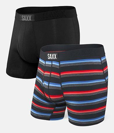 SAXX Ultra 2 Pack Stretch Boxer Briefs