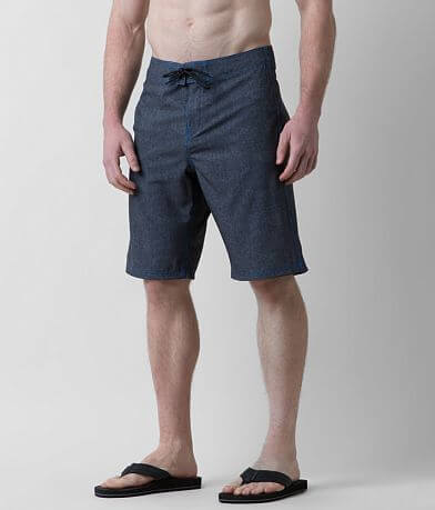 BKE SPORT Solid Stretch Boardshort