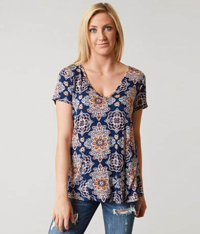 Daytrip Medallion Top