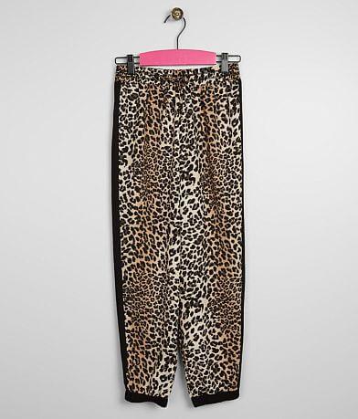 Girls - Daytrip Leopard Print Jogger Pant