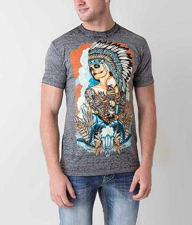 Secret Artist Native Girl T-Shirt