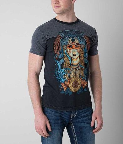 Secret Artist Wolf T-Shirt