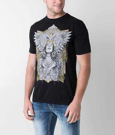 Secret Artist Owl Mistress T-Shirt