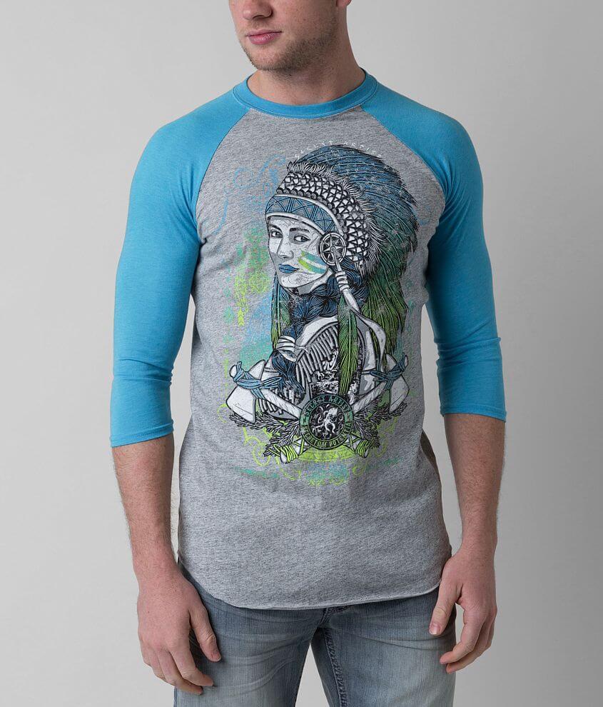 Secret Artist Ariel Headdress T-Shirt front view