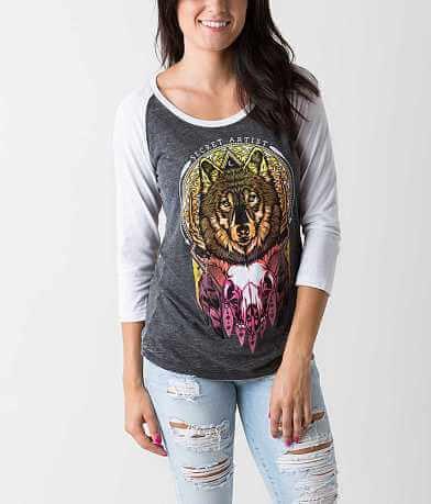 Secret Artist Wolfcatcher T-Shirt