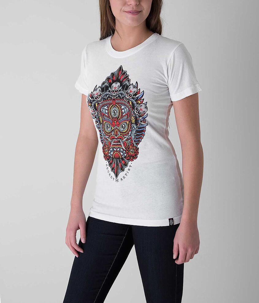 Secret Artist Sweet Dharmapala T-Shirt front view