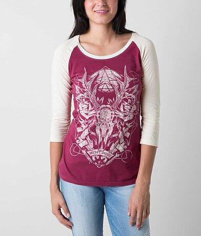Secret Artist Deerskull T-Shirt