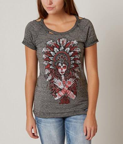 Secret Artist Myan Headdress T-Shirt