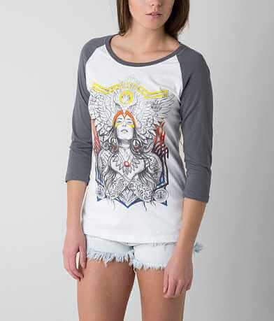Secret Artist Owl Mistress T-Shirt