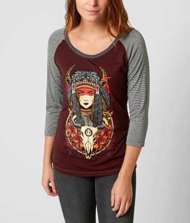 Secret Artist Bull Head T-Shirt