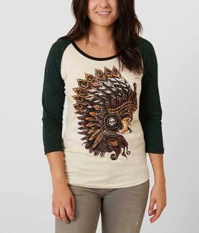 Secret Artist Mayan Princess T-Shirt