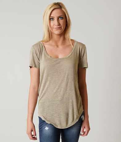 BKE Slub Fabric T-Shirt