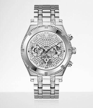 Guess Continental Glitz Watch