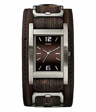 Guess Double Strap Watch