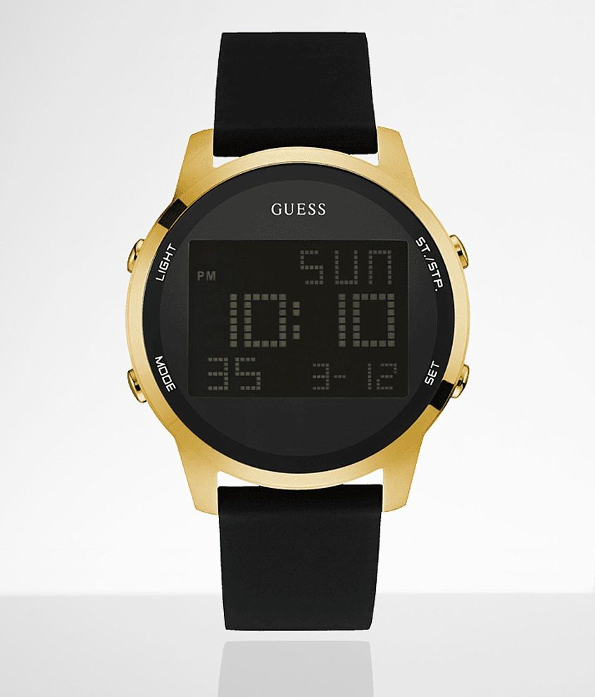 Guess Satellite Watch front view