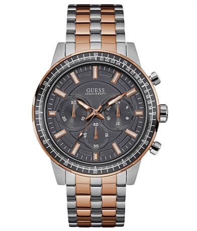 Guess Round Watch
