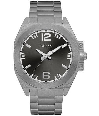 Guess Distressed Watch