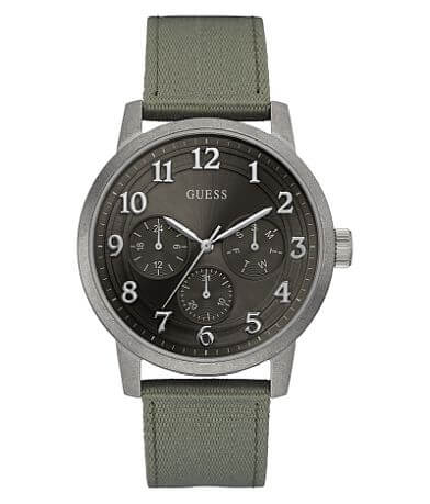 Guess Olive Watch