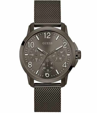 Guess Black Chain Watch