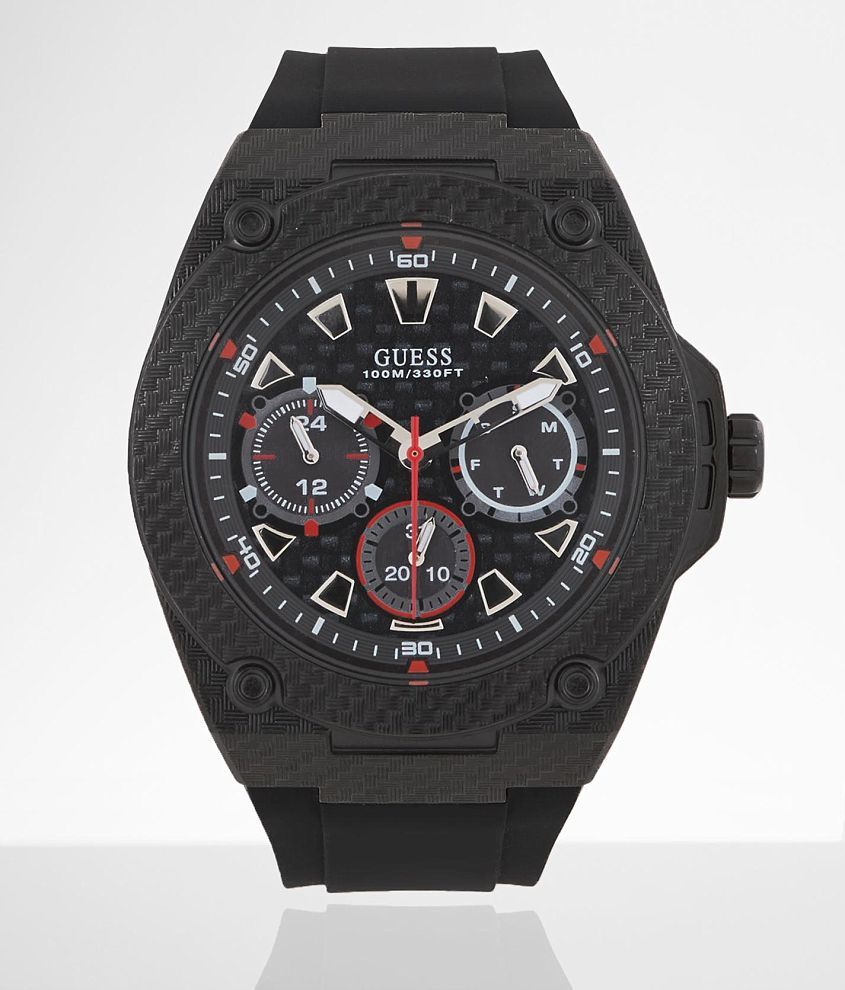 Guess Black Watch front view