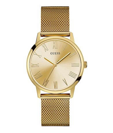 Guess Mesh Watch