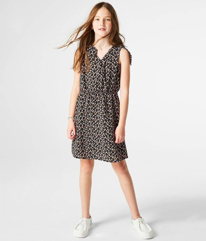 Girls - Daytrip Floral Print Dress
