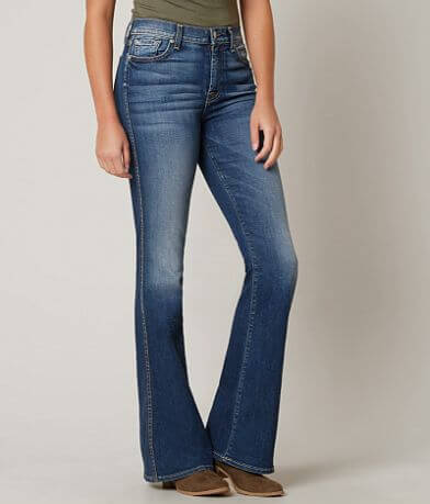 7 for all mankind High Rise Boot Stretch Jean