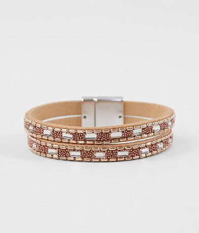 BKE Caviar Bead Bracelet