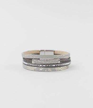 BKE Foiled Glitz Bracelet