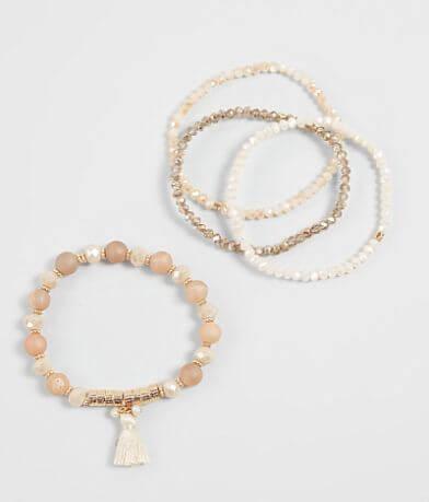 BKE Rondelle Bracelet Set