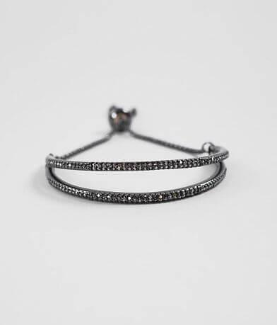 BKE Glitz Cuffed Bracelet