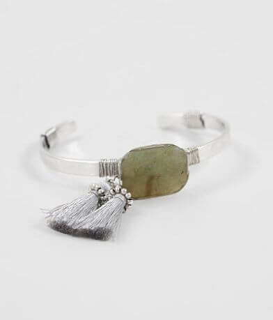 BKE Stone Cuff Bracelet