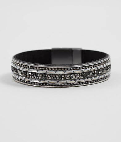 BKE Hematite Bracelet
