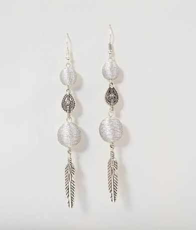 BKE Feather Earring
