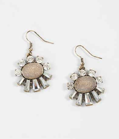 BKE Glitz Drop Earring