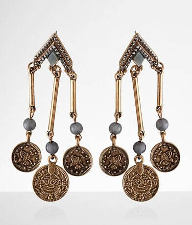 BKE Coin Statement Earring