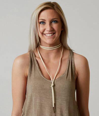 BKE Studded Necklace