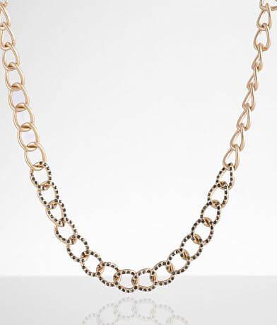 BKE Glitz Chain Necklace