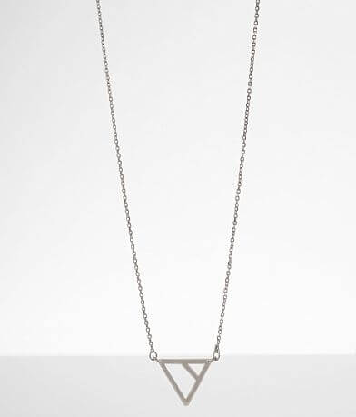 BKE Triangle Necklace