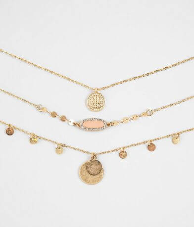 BKE Trio Necklace Set